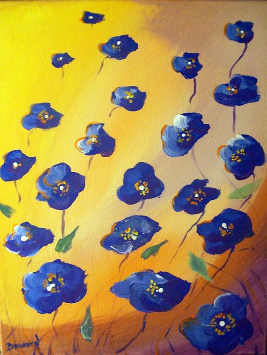 Poppies - Raymond Doward