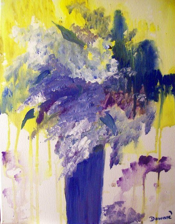 Floral Delight - Raymond Doward