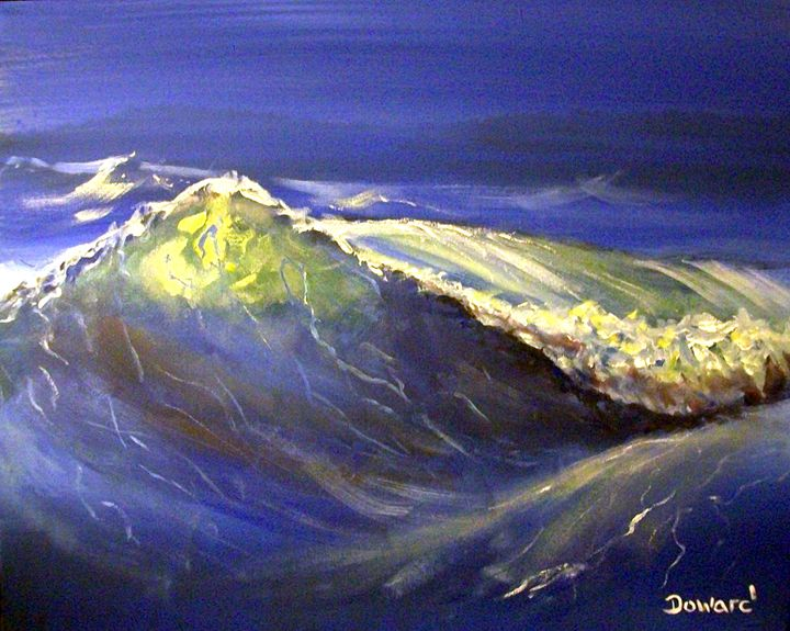 OCEAN WAVE - Raymond Doward