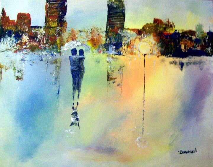 Walk in the City - Raymond Doward