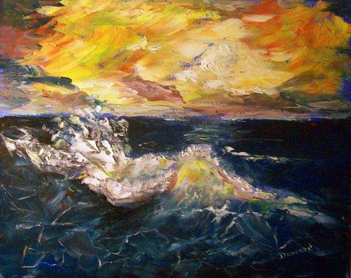 TIME AND BEYOND - Raymond Doward