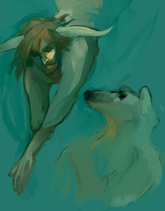 Veles & Bear - Tekampe Art