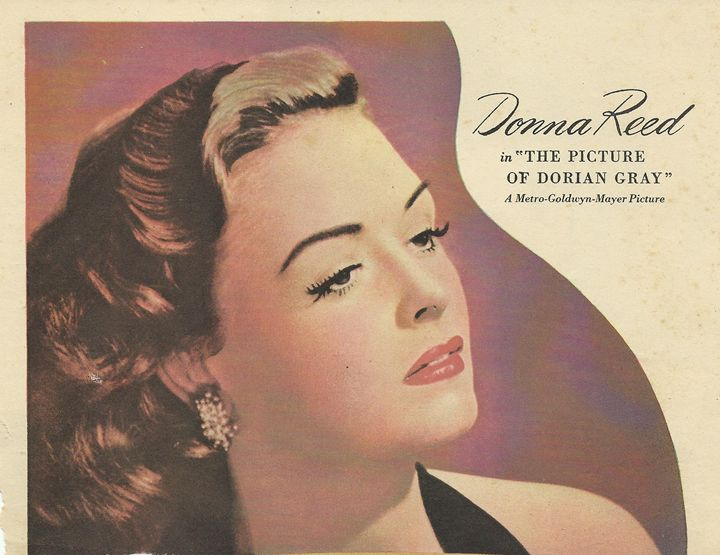 Donna Reed/Dorian Gray Poster/Print - Disabled Veterans Store