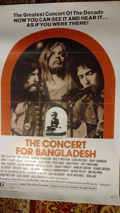 Bangladesh Music Poster - Disabled Veterans Store