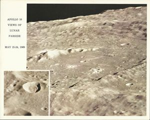 Apollo 10 Views Of Lunar Farside