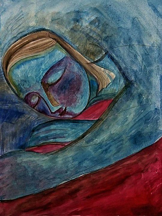 Dreaming - kaewsai-art