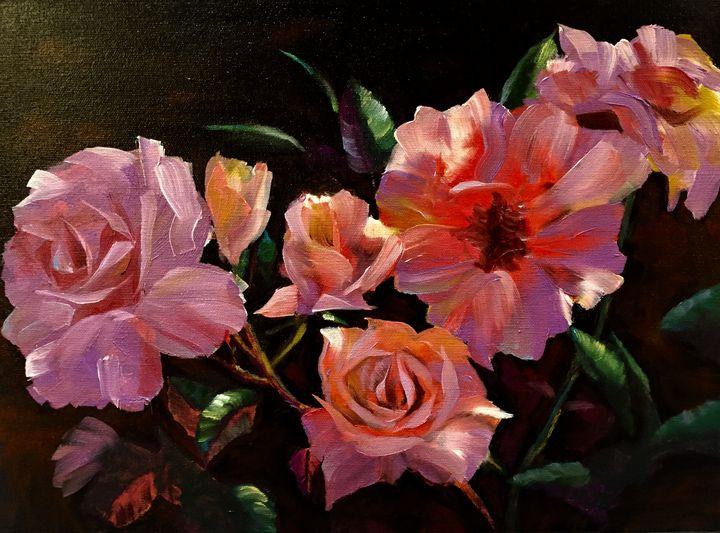 Floral rest - Jerry's Art Garage