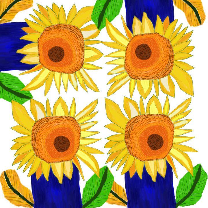 Sunflower - Tip Art