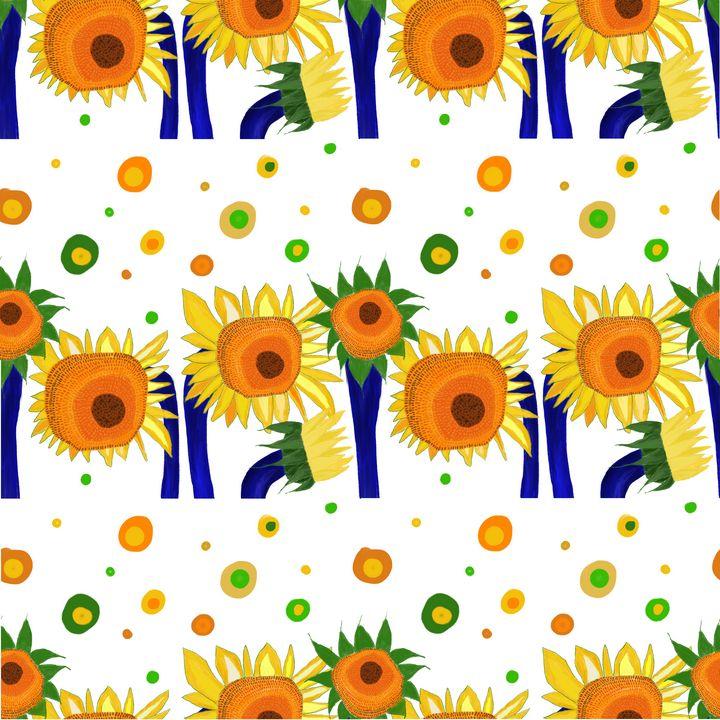 Sunflower pattern vol.5 - Tippoppy