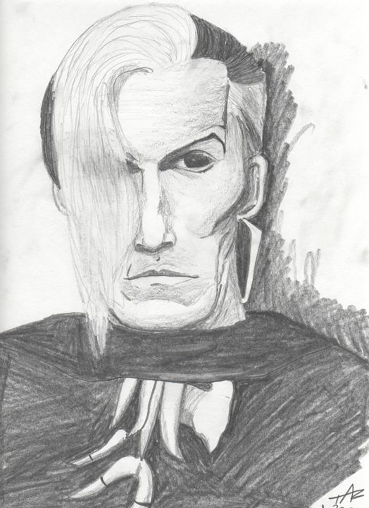 Bryan Gregory Pencil Cramped - ToM Zarzecki