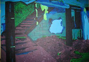 Abandoned Asylum Basement - ToM Zarzecki