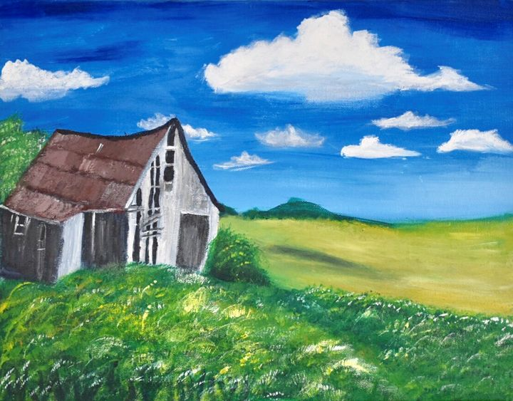 Old Farm House - ApiArt