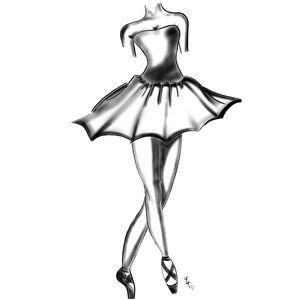 the ballerina - Eemia Thunder