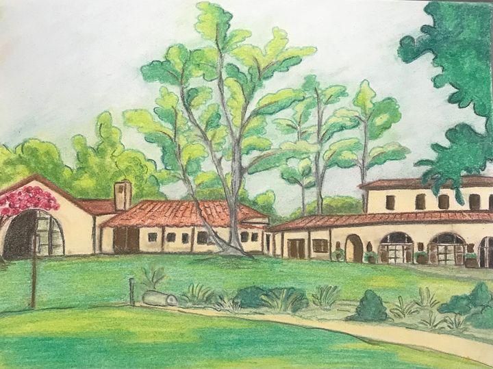 The Hacienda.. - Anu