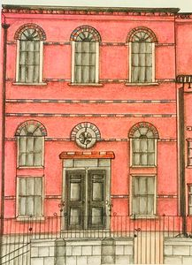 House in the City-Dublin