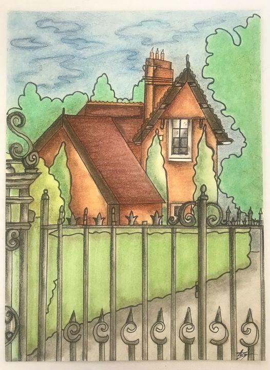 The Irish House - Anu