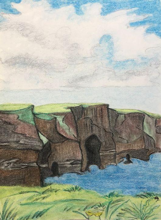 Cliffs of Moher.. - Anu
