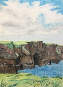 Cliffs of Moher..