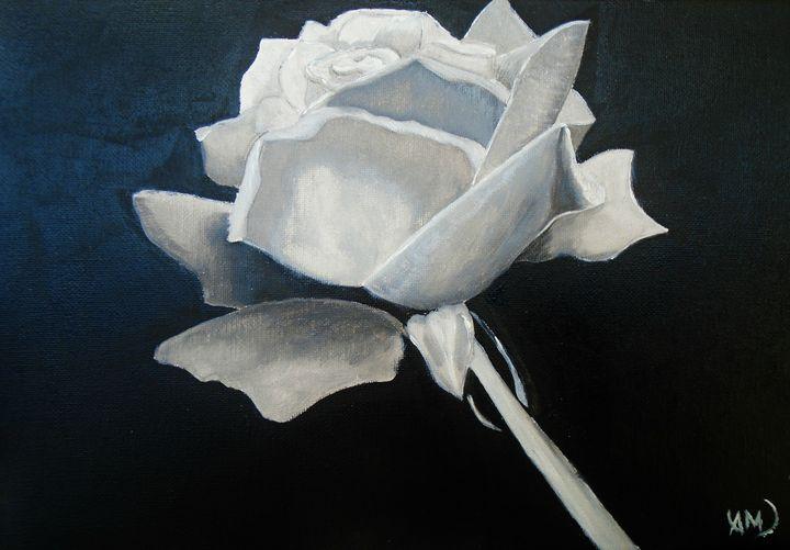 Rose in darkness - Art Online