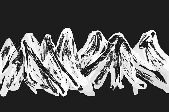 Mountain - Sushanta das