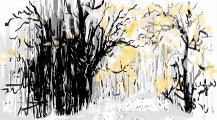 Deep forest - Sushanta das