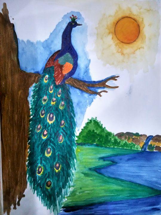 Half Painting - Indain Arts