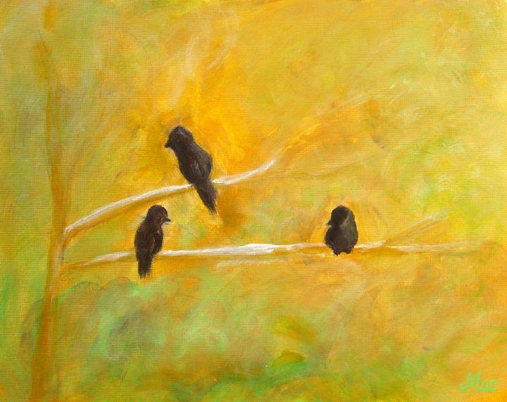 3 Birds - macmondo