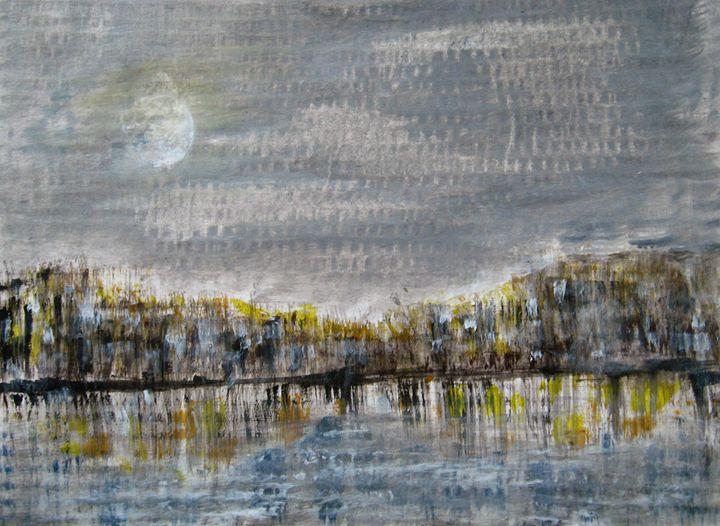 Moon Cityscape - macmondo