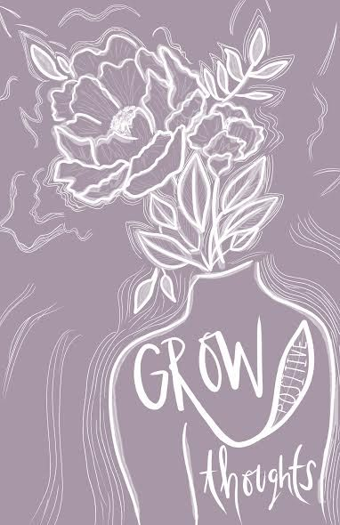 Grow Positive Thoughts - maddi made
