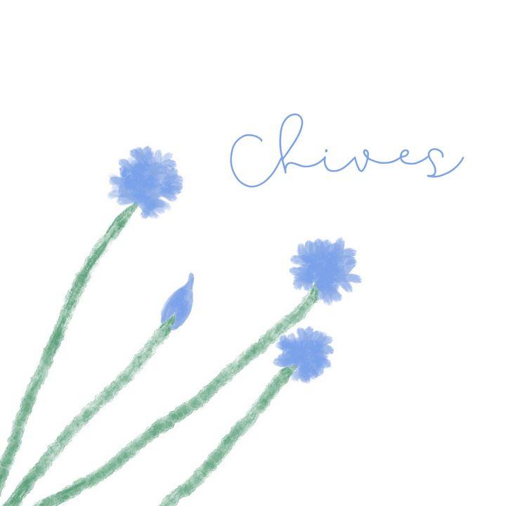 Chives - maddi made