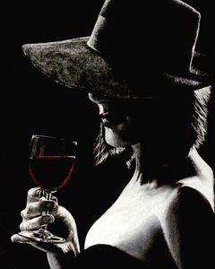 Women & Wine 1 - Olivier Pringal