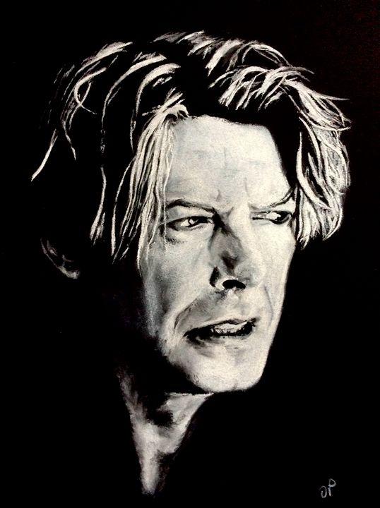 David Bowie - Olivier Pringal