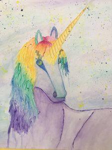 Ghostly Unicorn