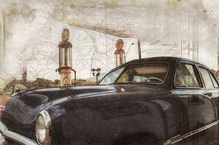 1950 Ford Mapped - Darin Williams Photography