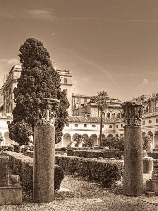 Roman National Museum - Darin Williams Photography