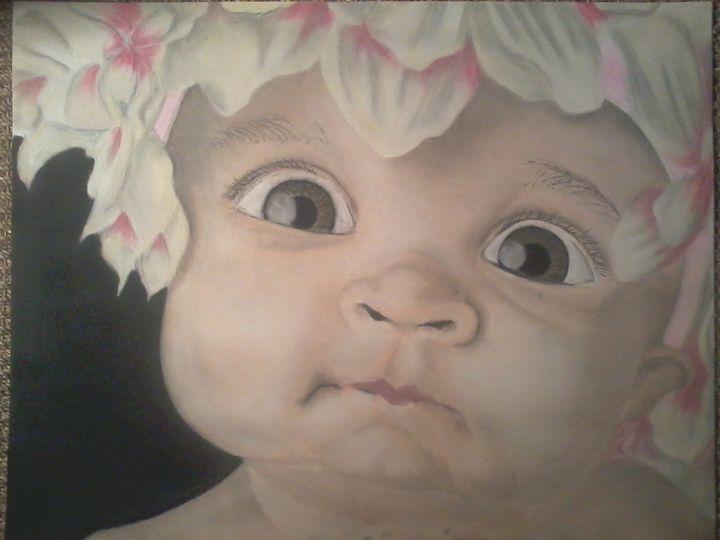 Baby portrait - D3Lta