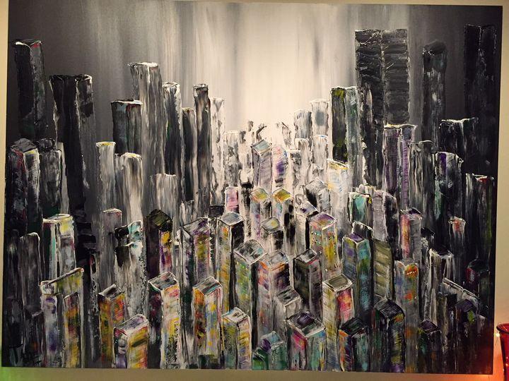 My City - Art by Tate
