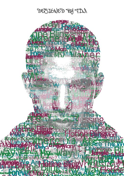 Drake Song Titles - Designed By Tim