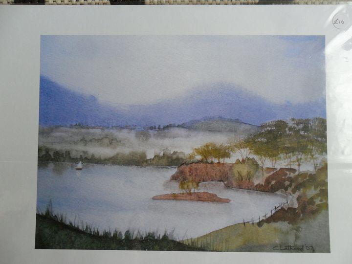 Ullswater, Lake District - Christine Latham