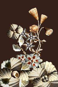 Shell Flowers nº3