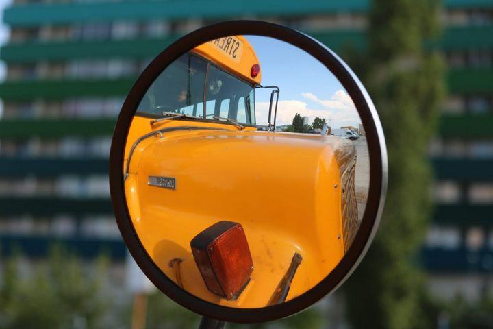 School Bus - Crisuk