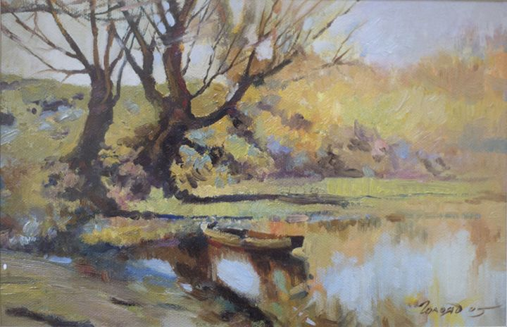 Landscape - Bogdan Goloyad