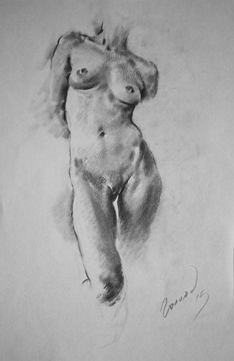 Sketches nature by Bogdan Goloyad - Bogdan Goloyad