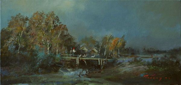 bridge - Bogdan Goloyad
