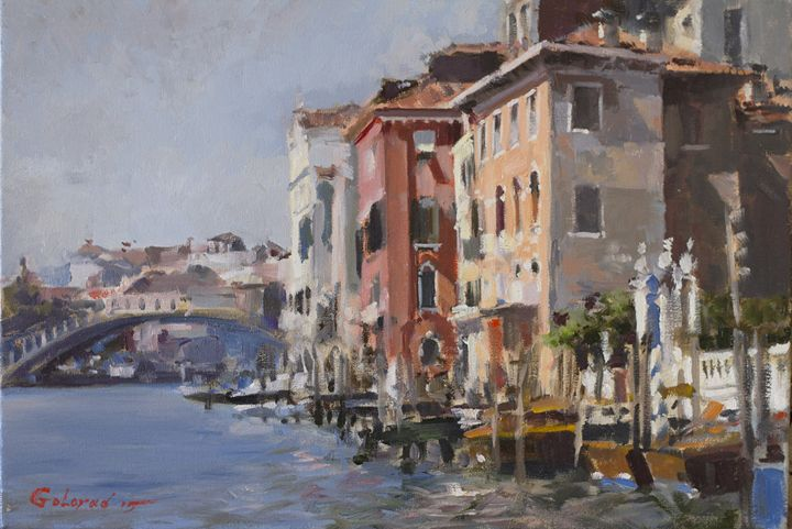 Venice - Bogdan Goloyad
