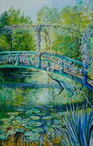 Under the Bridge, Giverny