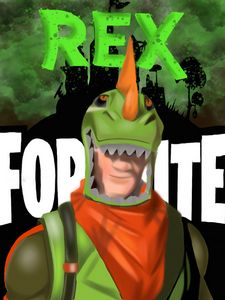 fortnite REX