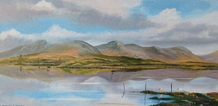inagh valley,connemara - cathal o malley