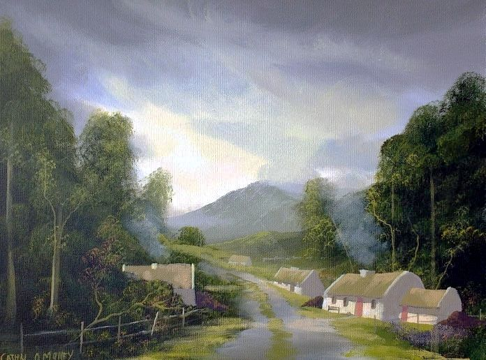 the road home - cathal o malley