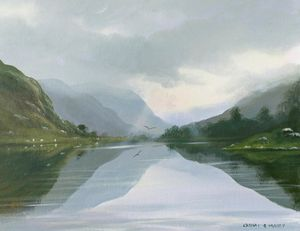 glendalough reflections